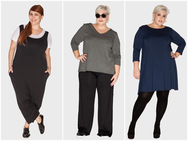 """ba75b933d No amigo secreto das blogueiras gordas, a Bold foi uma grata surpresa.  """"Filha"""" da revendedora Flaminga, a marca tem roupas feitas em malha, ..."""